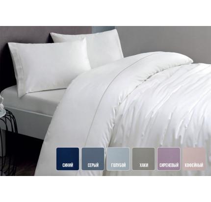Постельное белье Tivolyo Home Casual (голубой)