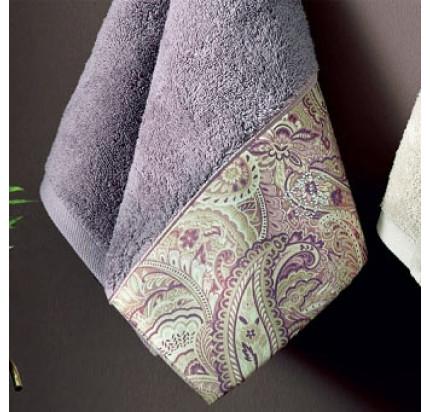 Набор салфеток Tivolyo Home Etto (3 предмета, фиолетовый) 30x50