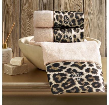 Полотенце Tivolyo Home Leopard