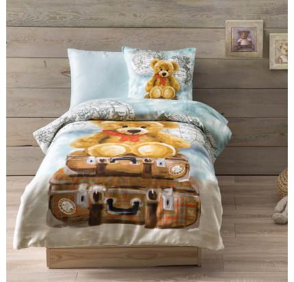 Постельное белье в кроватку Tivolyo Masha