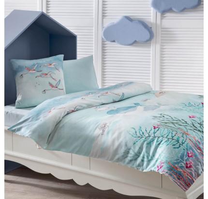 Постельное белье в кроватку Tivolyo Meri