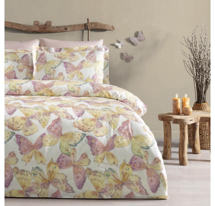 Постельное белье Tivolyo Home Papillon