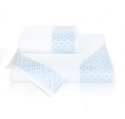 Набор полотенец Tivolyo Blanca (синий) 3 предмета