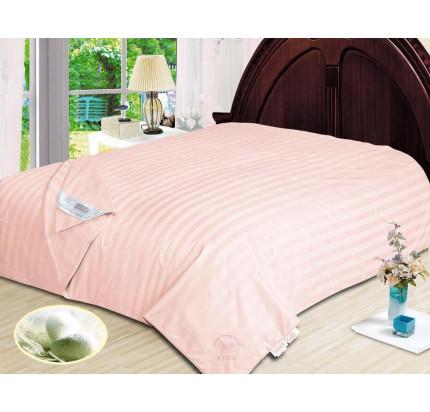 Одеяло Le Vele Twin шелк зима-лето (розовое)