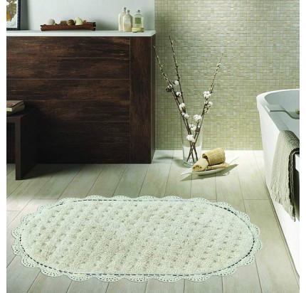 Набор ковриков Sofi de Marko Vanda (кремовый) 50x70+60x100