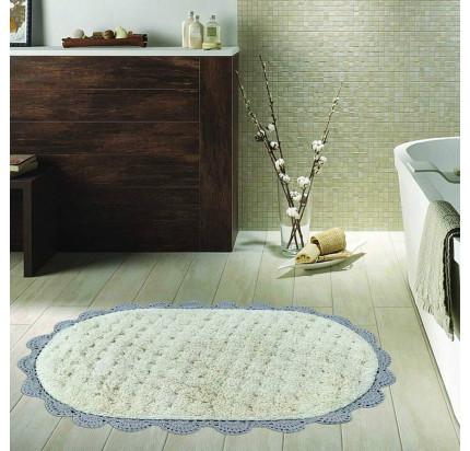 Набор ковриков Sofi de Marko Vanda (серый) 50x70+60x100