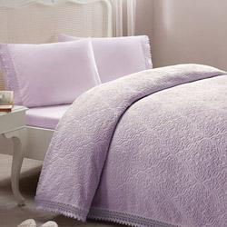 постельное белье tivolyo с покрывалом-пике