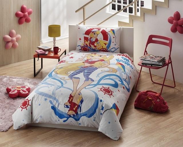 Детское постельное белье Винкс -TAC Winx Stella Ocean
