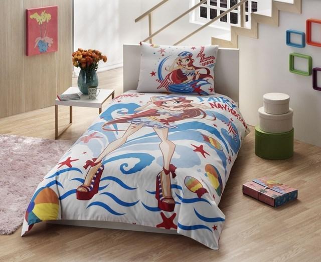 Детское постельное белье Винкс: Блум на море - TAC Winx Bloom Ocean